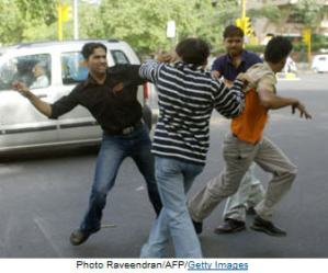 Road rage in Delhi: where the traffic is murder