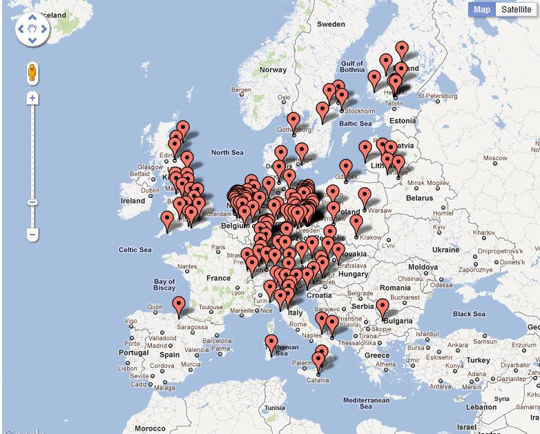 European City Modal Split Database: An invitation (2/3)