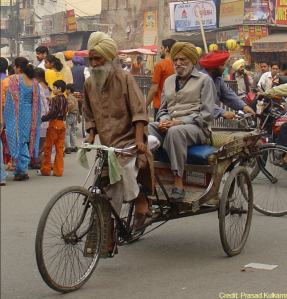 Why cycle rickshaws should be driven from the street. (And what it means for transport, environment, equity  and the wellbeing of hundreds of thousands of hard working people and their families)