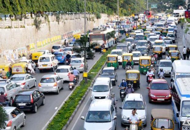 india-bangalore-traffic