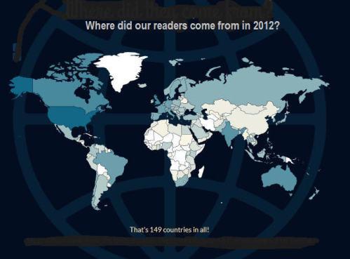 ws readers - 2012