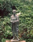 japen statue Basho