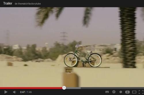film trailer photo - wadjda