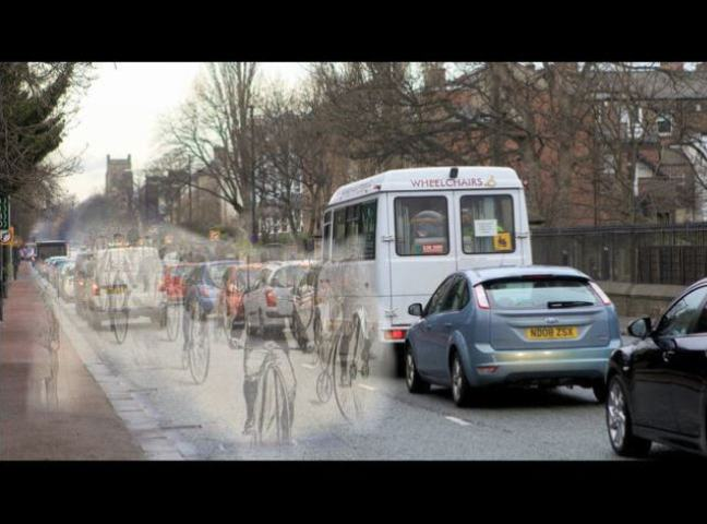 invisible cyclists - bit larger