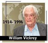 William Vickerey