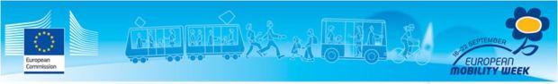 european mobility week 2014 logo