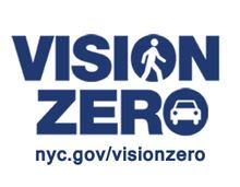 vision zero nyc logo