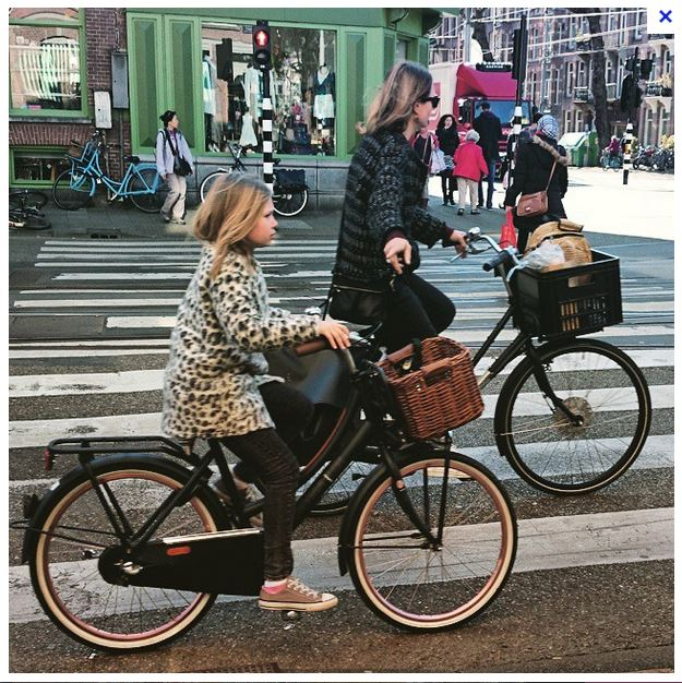From our friendss at amsterdamcyclechic.