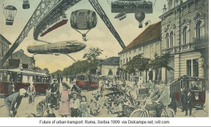 Future of urban transport  Ruma Serbia 1909